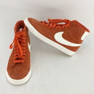 info for f46cc 30eb4 Nike. Nike Women s Blazer Mid Vintage Suede Coral.  95  0